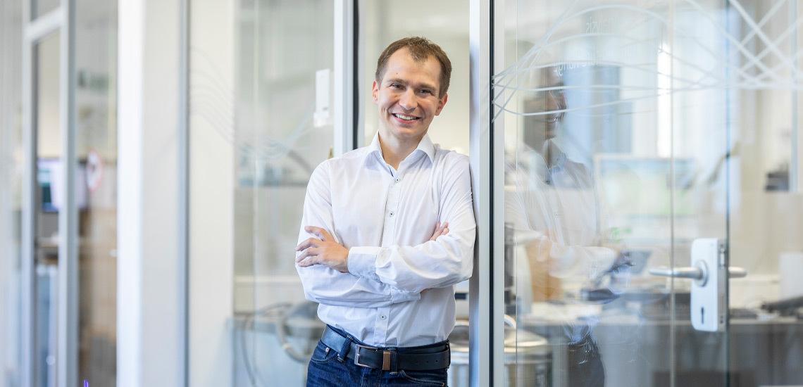 NETZSCH | Jetzt das Labor und die Mitarbeiter kennenlernen | Karriere