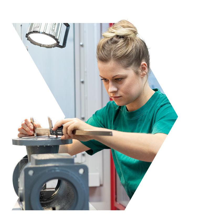 Ausbildungsplätze als Industriemechaniker bei NETZSCH | Karriere