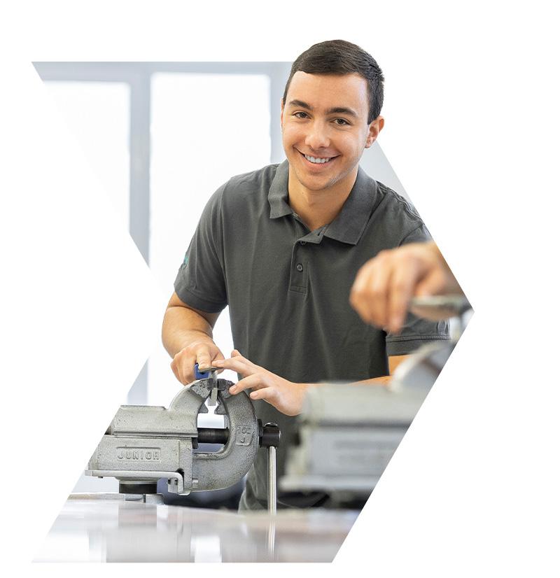 Deine Ausbildung als Industriemechaniker bei NETZSCH | Karriere