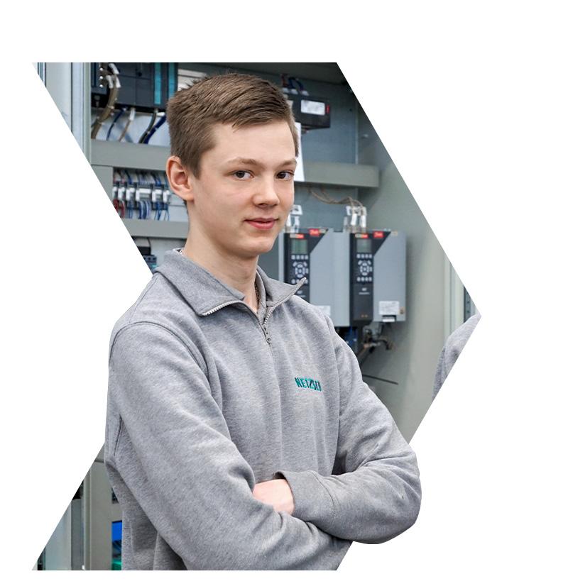 NETZSCH | Deine Ausbildung zum Mechatroniker