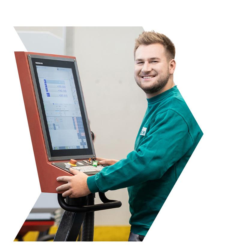 NETZSCH | Ausbildung zum Verfahrensmechaniker